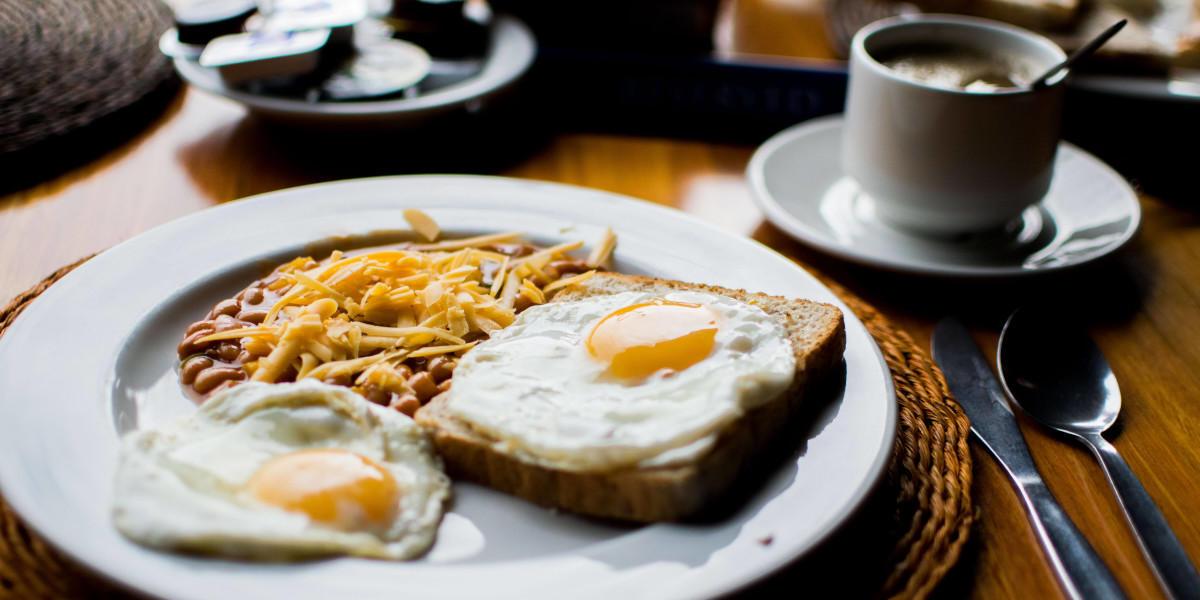 Les œufs, les haricots et le pain sont des sources de folate