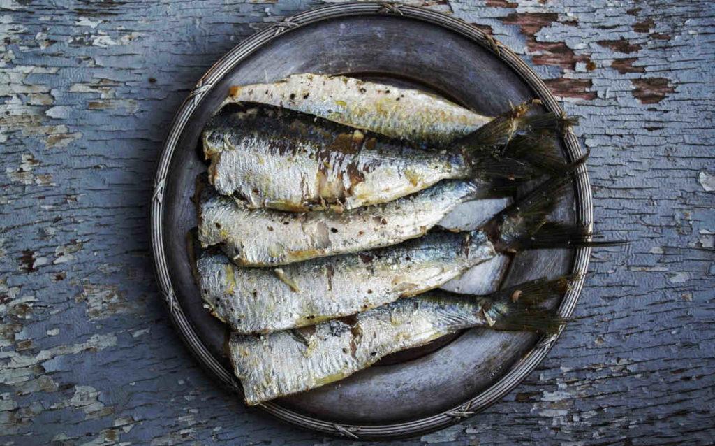 les poissons gras et les fruits de mer sont riches en oméga-3